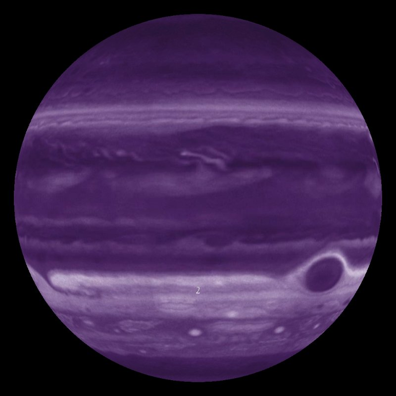 Jupiter: Hubble Space Telescope Sequence - 2007 thumbnail