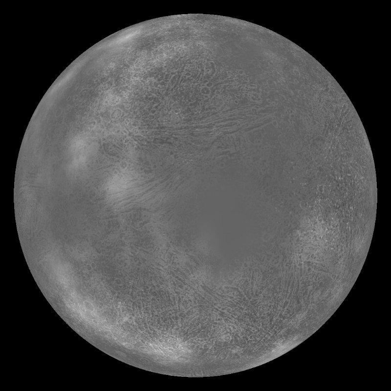 Exoplanet Kepler 37b Dataset Science On A Sphere