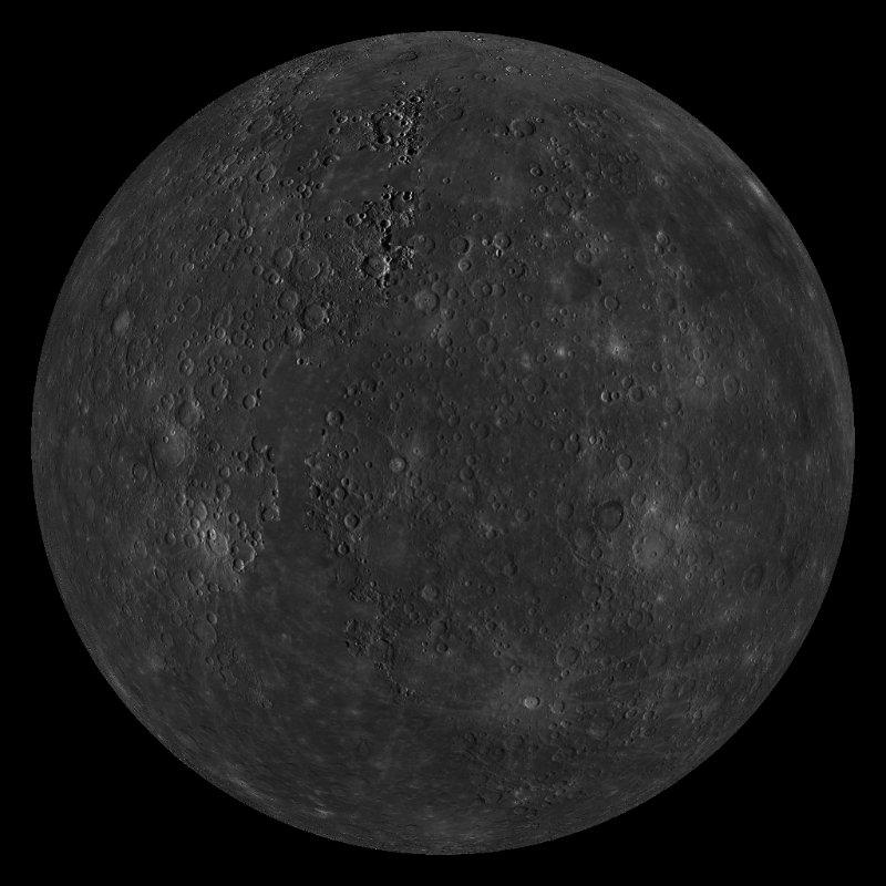 mercury planet temperature - photo #19