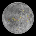 Moon: Slideshow of Landing Sites and Pictures thumbnail