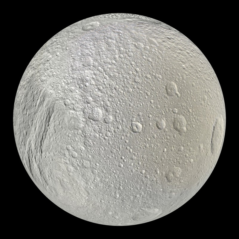 tethys moon