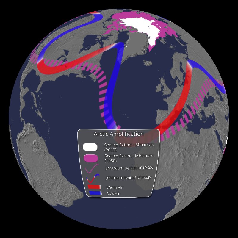 EarthNow: How does the Arctic Affect Extreme Weather? thumbnail