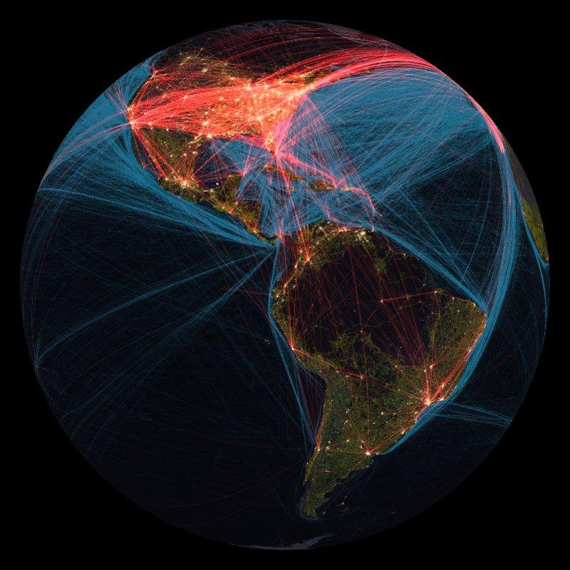 noaa.gov - Human Transportation Dataset   Science On a Sphere