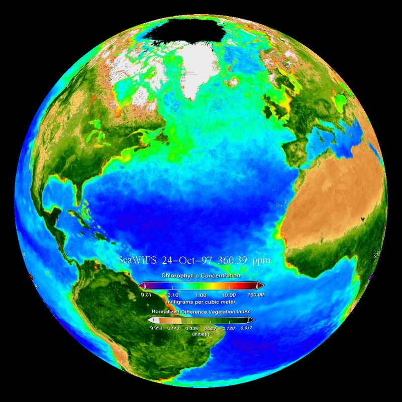 Earth System Climate Change Dataset | Science On a Sphere
