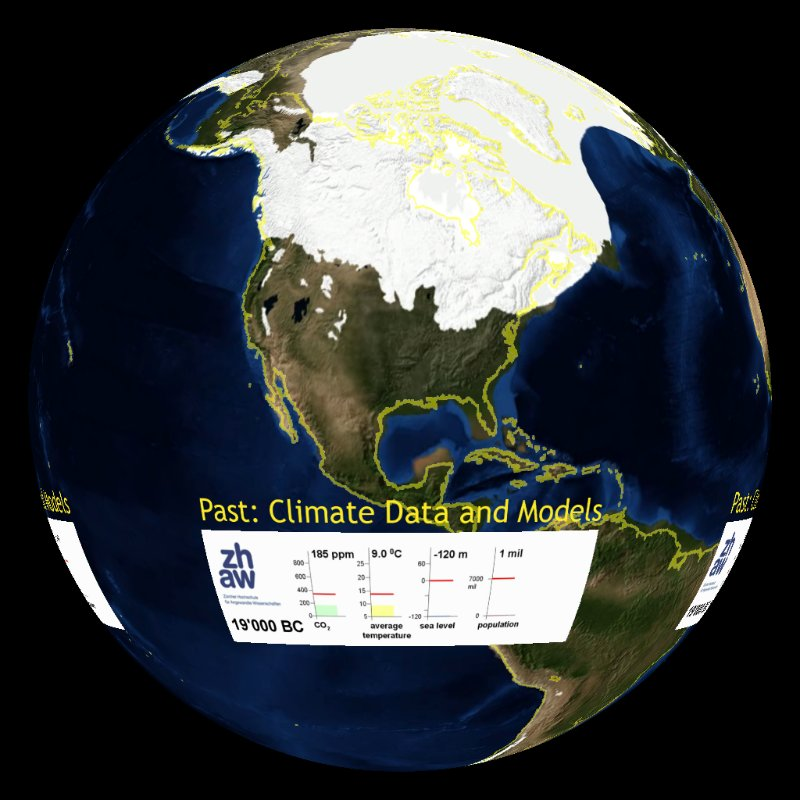 Blue Marble Sea Level Ice And Vegetation Changes 19