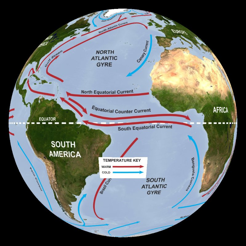 Ocean circulation labeled currents dataset science on a sphere ocean circulation labeled currents thumbnail gumiabroncs Images