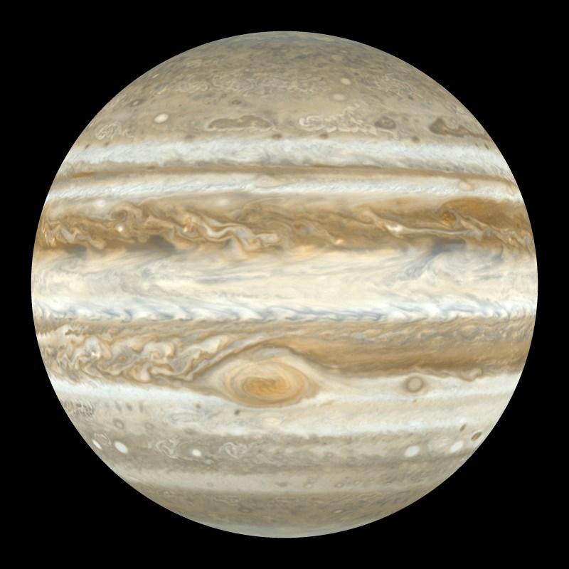 SOS: Jupiter