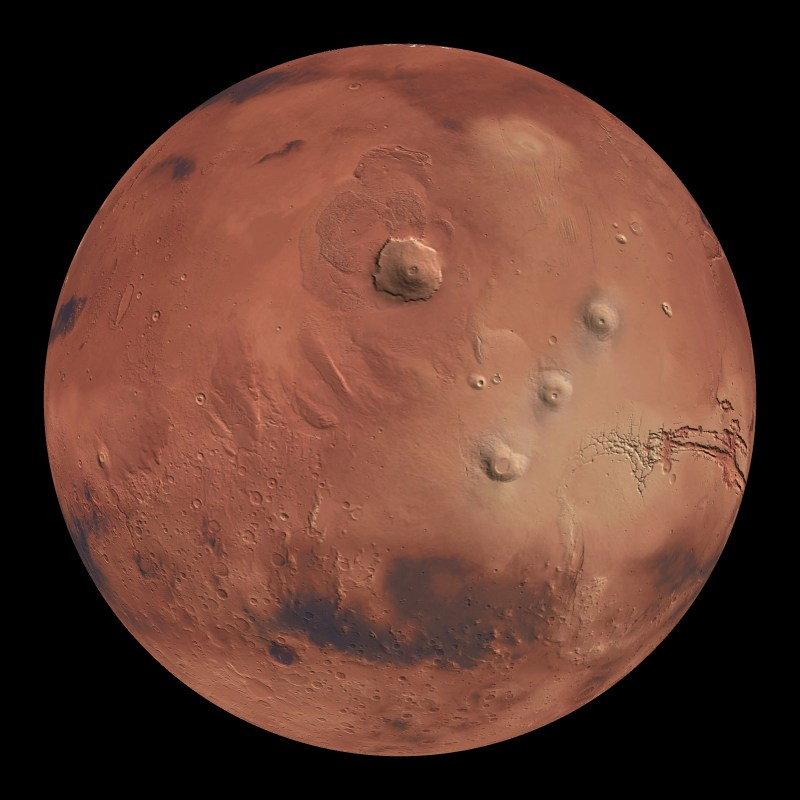 Image of Mars Red Mars (5 mb)