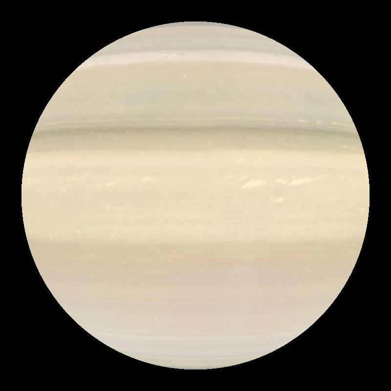 Diameter Of Saturn Without Rings