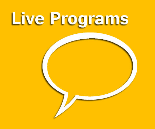 category: live programs