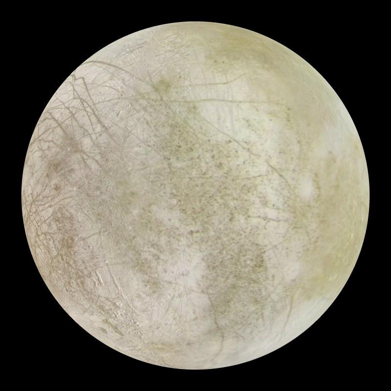 Enceladus Europa